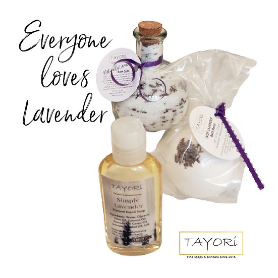Everyone Loves Lavender Gift Set