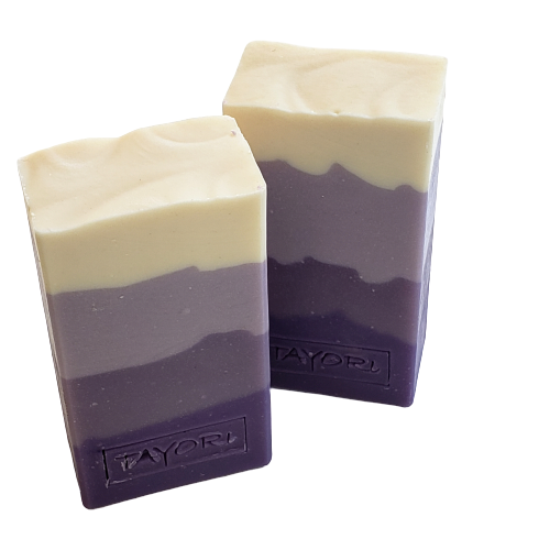 Lavender Layers Bar Soap