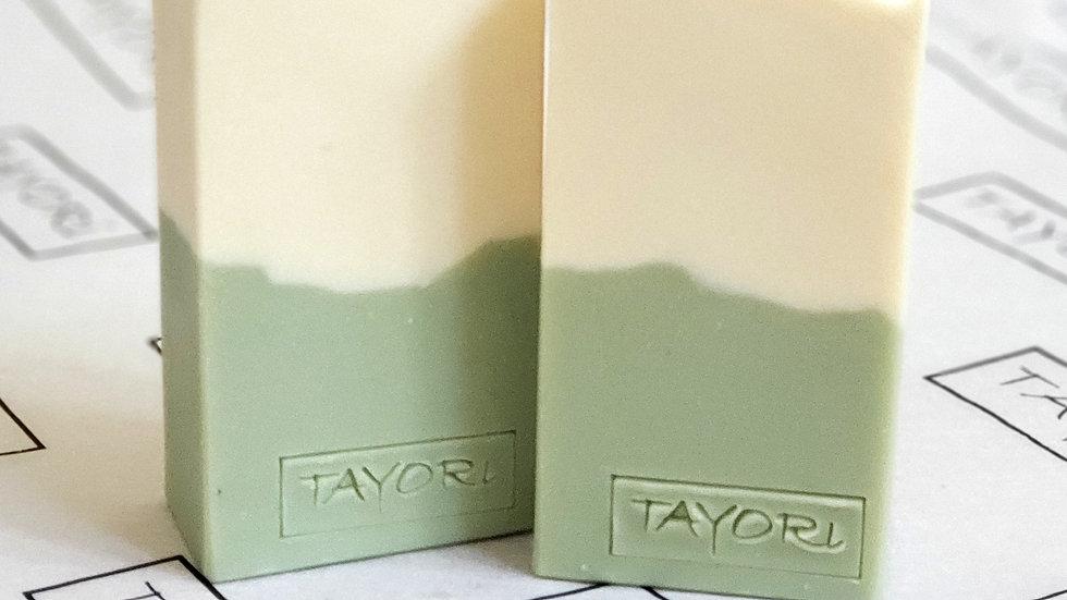 Serene Green Bar Soap | 4.5 oz