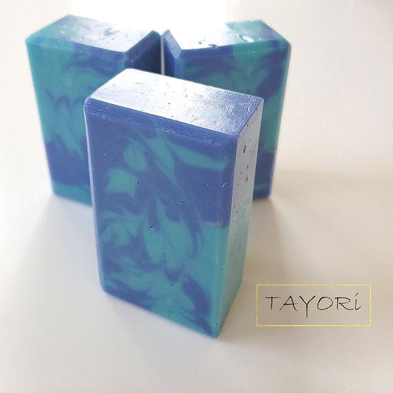 Sea Glass Vegan Bar Soap | 3.5 oz and 4.5 oz