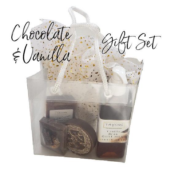 Chocolate & Vanilla Gift Set