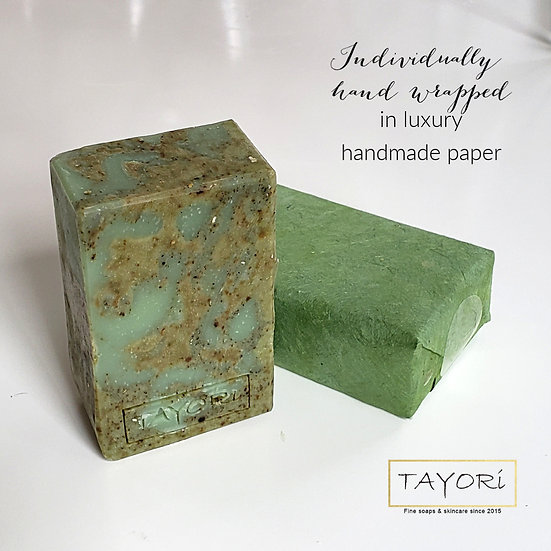 Green Spaces VEGAN Bar Soap   4 oz