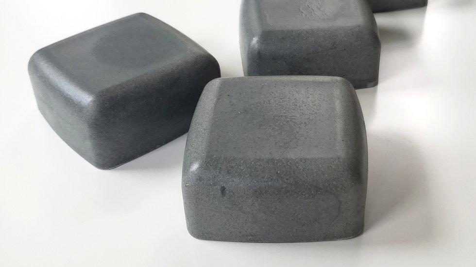 Black Tie Bar Soap   4.5+ ozs