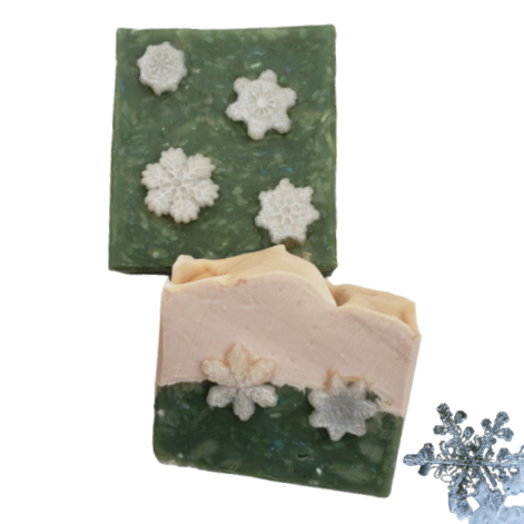 Snow in the Forest Soap | 3.5 oz or 4.5 oz