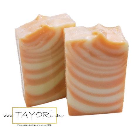 Olive Oil & Orange VEGAN Soap | 3.5 ozs