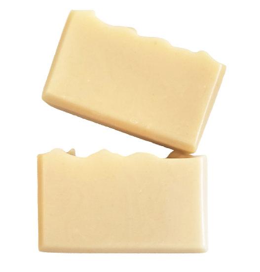Unscented Goat Milk Bar Soap | 3.5