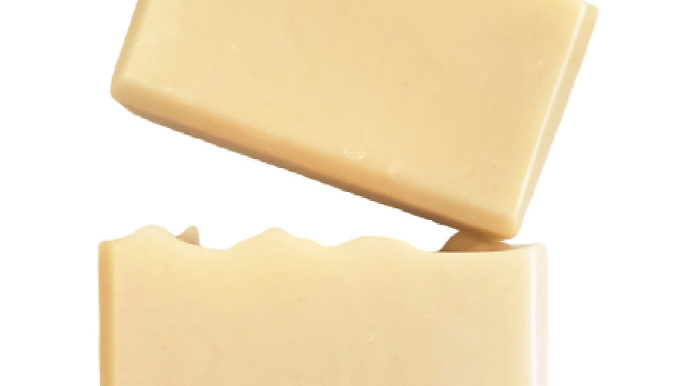 Unscented Goat Milk Bar Soap | 3.5