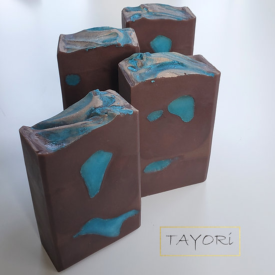 Turquoise Bar Soap | 4.5 ozs