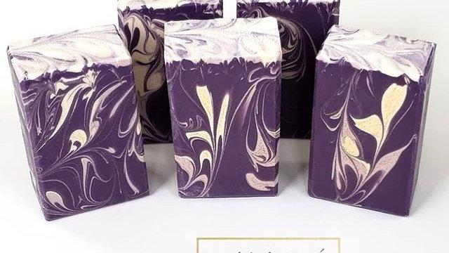Dark Lavender Soap | 4.5 ozs