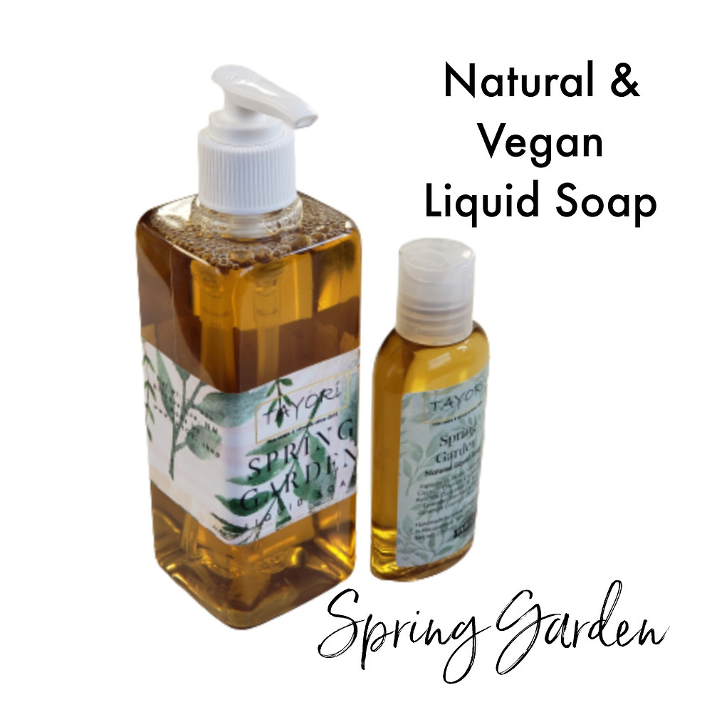 Check out all our Pure Castile Liquid Soaps