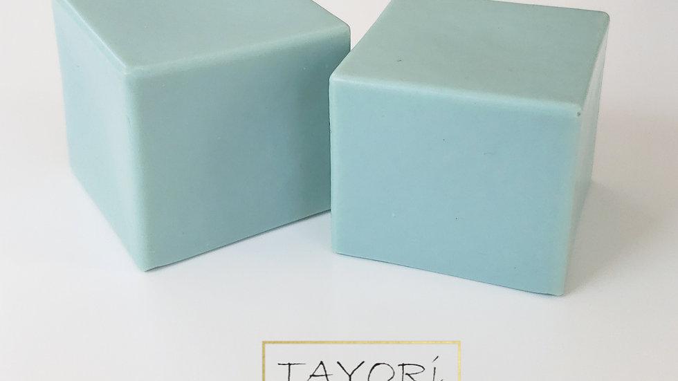 Aqua Spa Vegan Soap Cube | 4.5 ozs