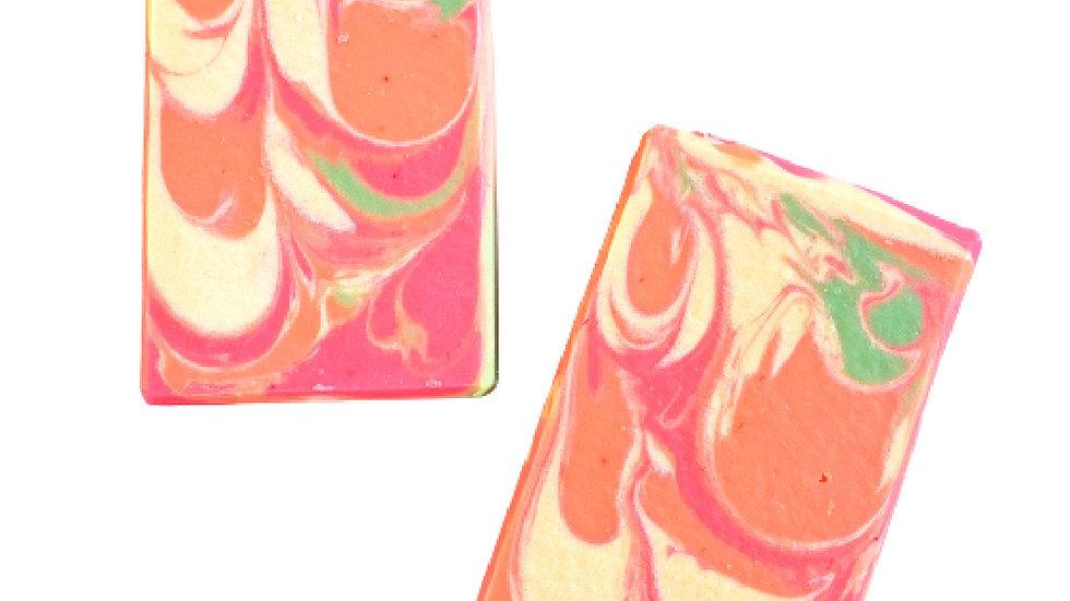 Color Burst Goat Milk Soap | 4 ozs