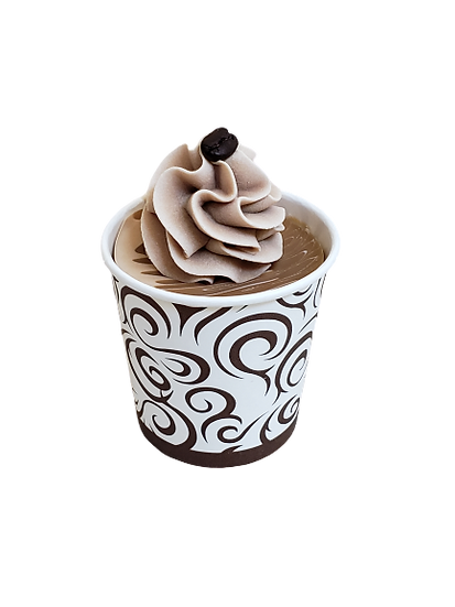 Coffee House Soap Cups | 3.5 ozs or 4 ozs or 4.5 ozs