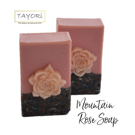 Mountain Rose Vegan Bar Soap | 4.5 ozs