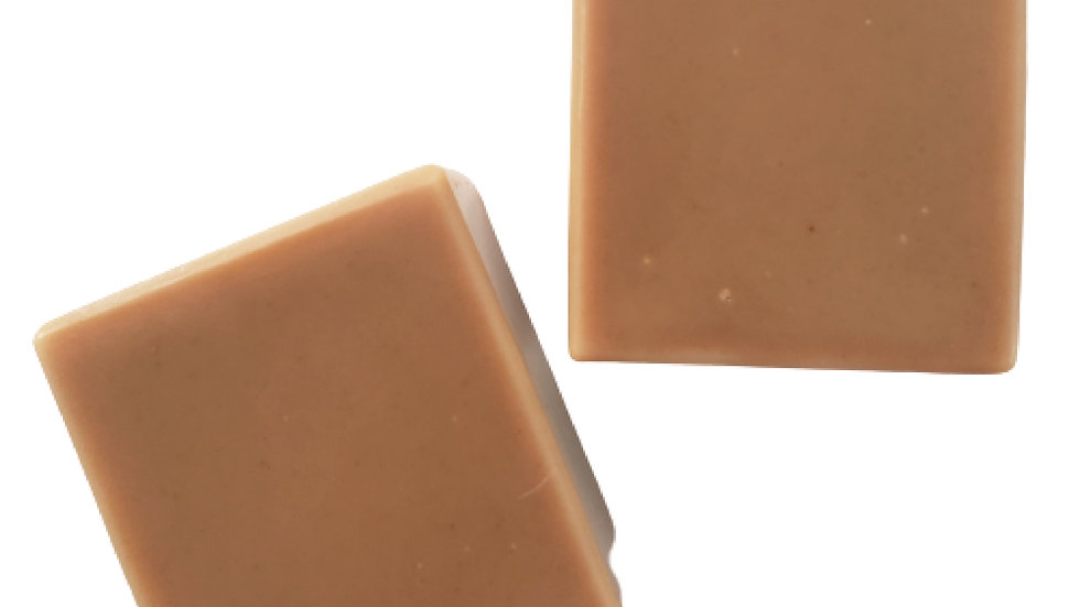 Organic Agave and Cacao Bar Soap | 4 ozs
