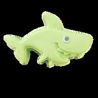 Neon Green Shark Soap - Green eye