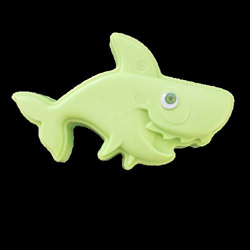 Neon Green Shark Bar Soap   11.5 ozs