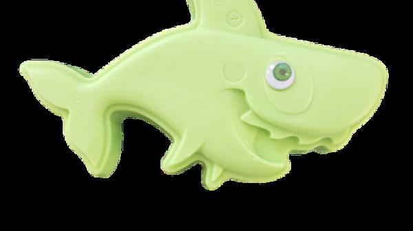 Neon Green Shark Bar Soap | 11.5 ozs