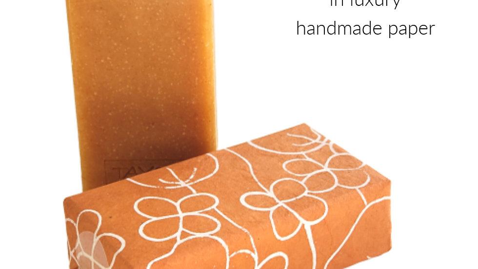 Orange Peel Revitalizing Bar Soap | 4.5 oz
