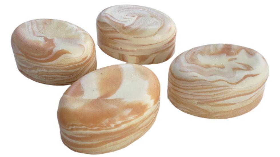 Baby Buttermilk Oval Soap | 3 ozs