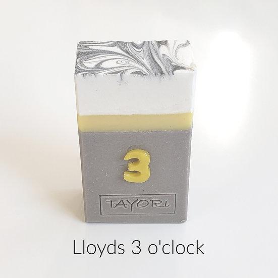 Lloyd's 3 o'clock Beer Soap   4 oz