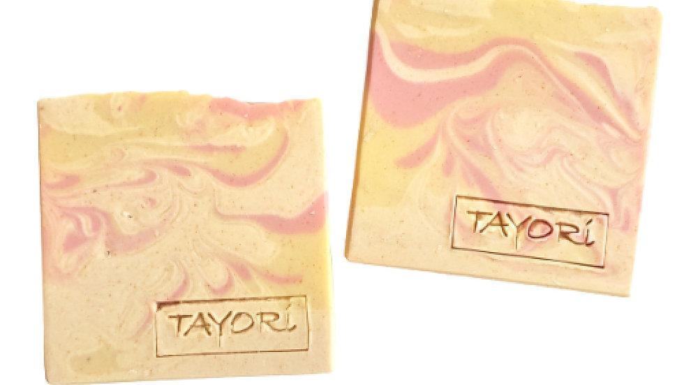 Plumeria Bar Soap   4.5 oz