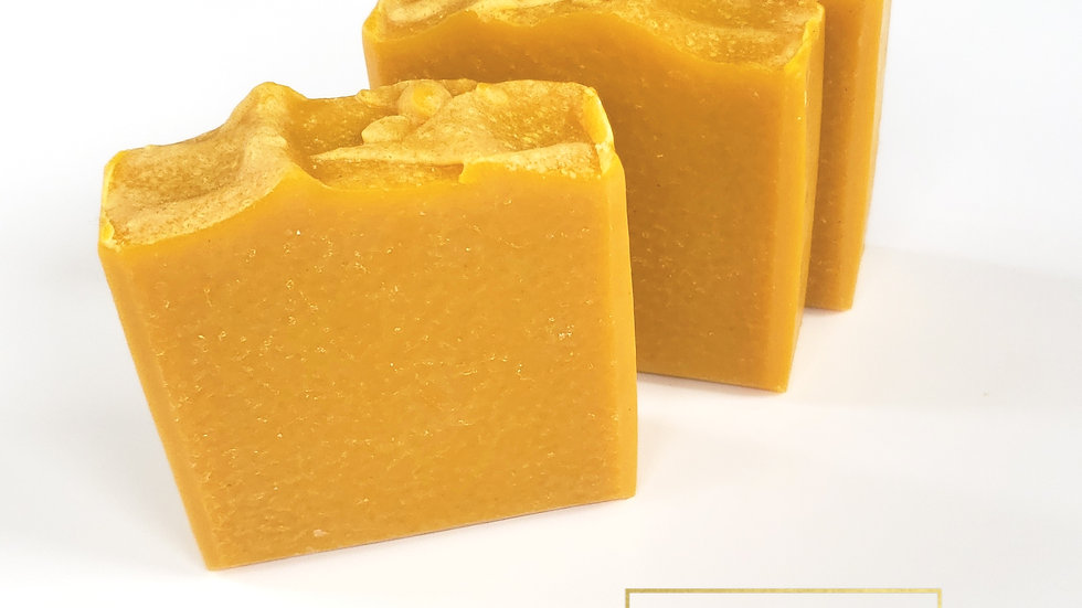 Baby Carrot & Goat Milk Soap | Set of 2 | 7 ozs