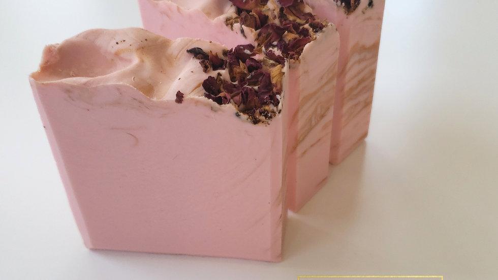 Rose Petal Bar Soap | 3.5 oz