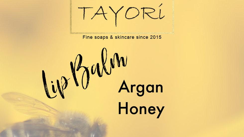 ARGAN HONEY LIP BALM | 0.15 oz