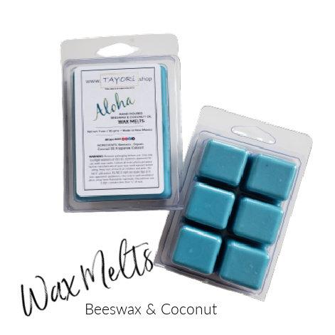 Aloha Natural WAX MELTS | 3 oz Clamshell