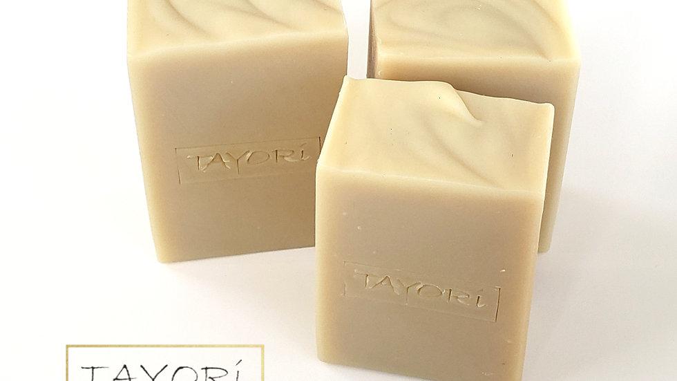 Olive Oil & Goat Milk Bar Soap | 3 oz and 3.5 oz
