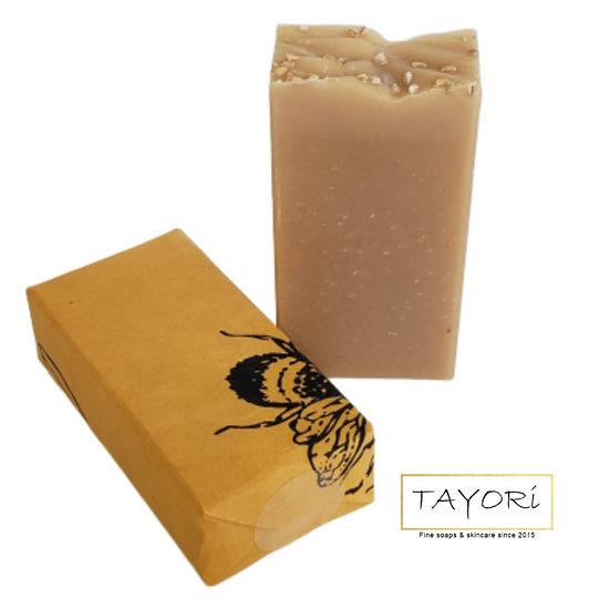 Honey & Turmeric Facial Bar Soap | 4 oz