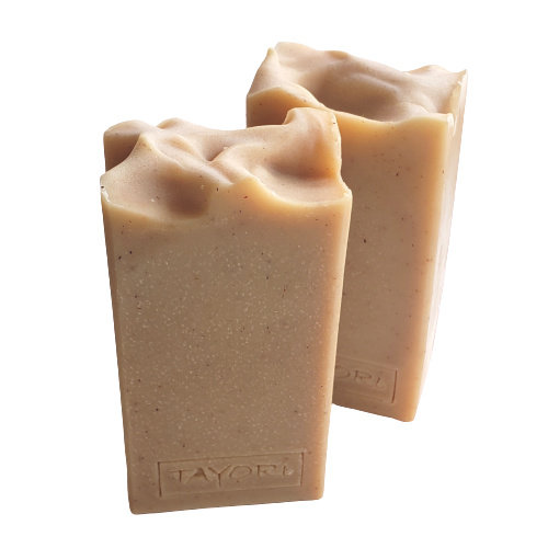 Moisturizing Sandalwood Beer Soap | 4.5 oz