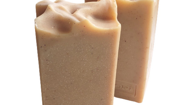 Moisturizing Sandalwood Bar Soap | 4.5 oz
