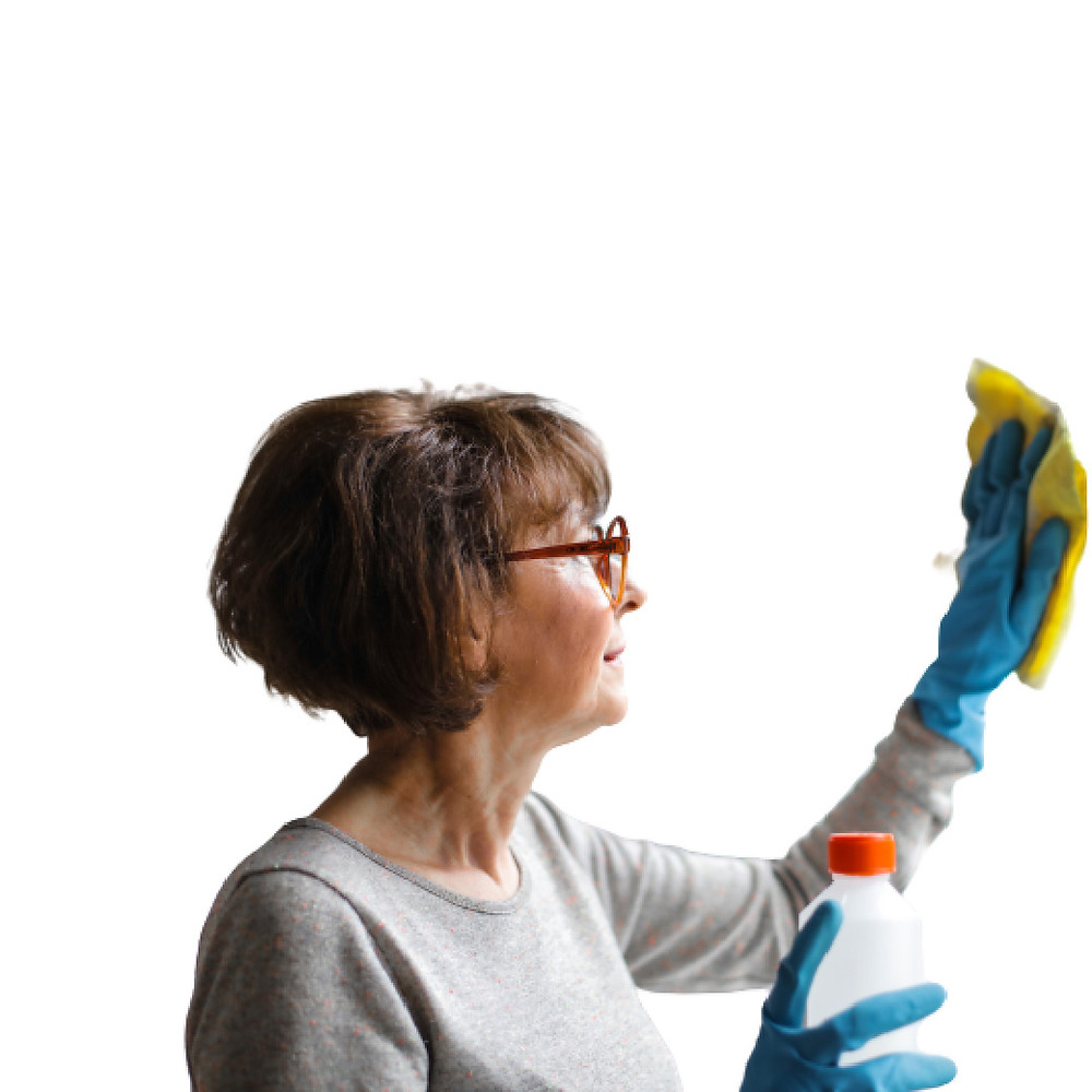 Using natural cleaning products adds an extra layer of comfort and security and in your home