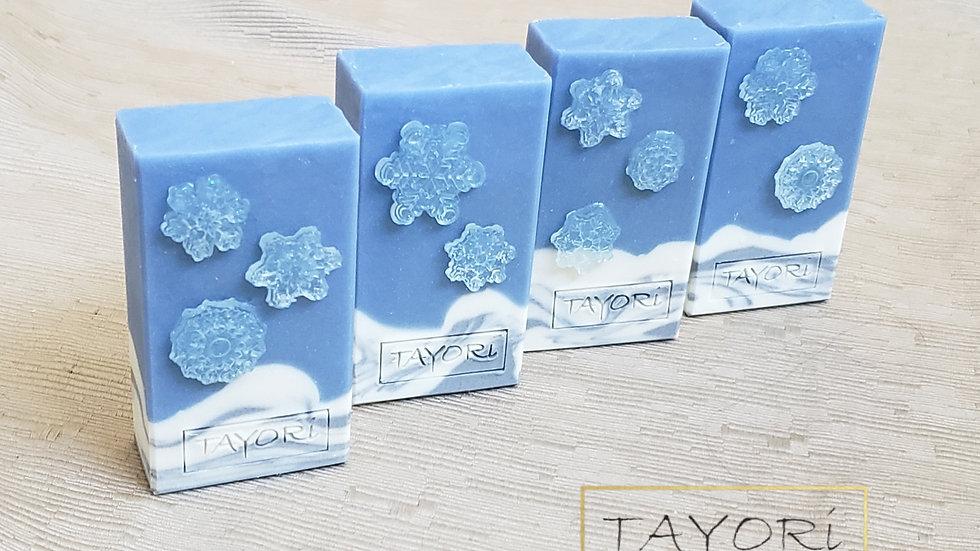 Snowy Mountains Bar Soap | 4 oz and 7.5 oz Landscape