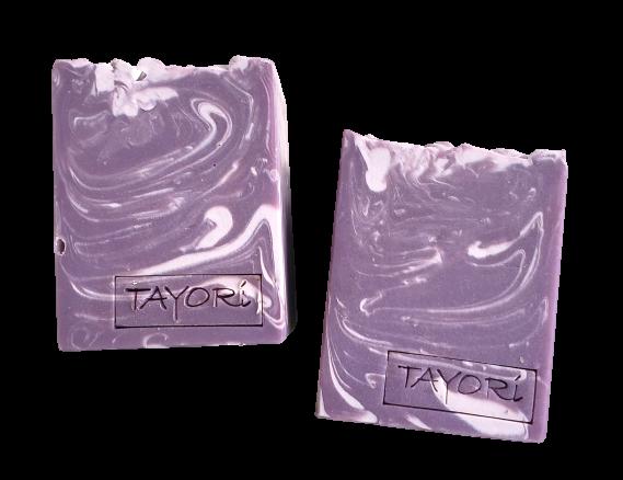 Orchid Purple Bar Soap | 4.5 ozs