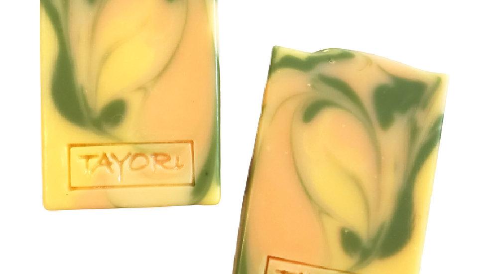 Oranges Limes Lemons Goat Milk Bar Soap | 4 oz
