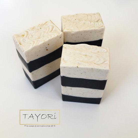 Cracked Pepper Bar Soap   4.5 ozs