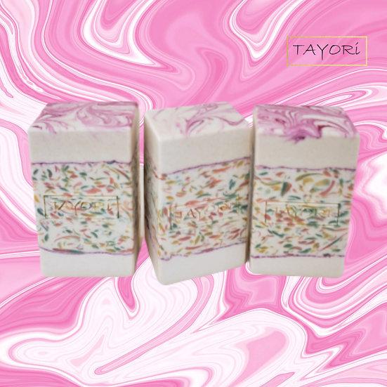 Free & Pretty Bar Soap   4 oz or 4.5 oz