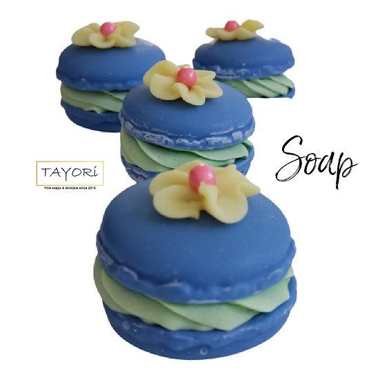 Spring Macaron Soap (Organic & Vegan) | 2 ozs