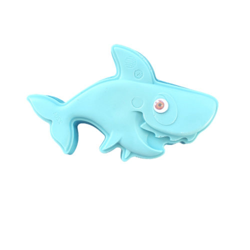 Neon Blue Shark Bar Soap | 11+ ozs