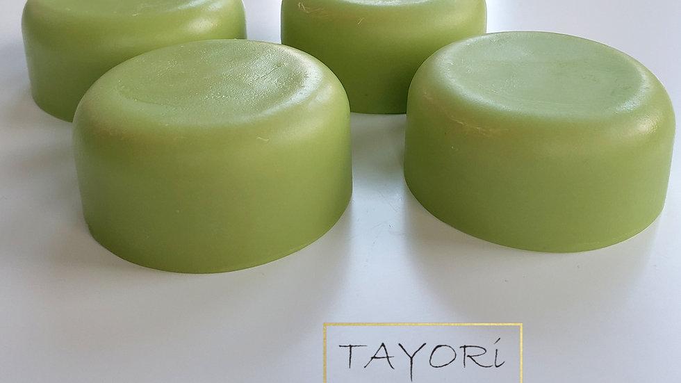 Awaken Silk & Milk Loofah Soap   3.5+ ozs