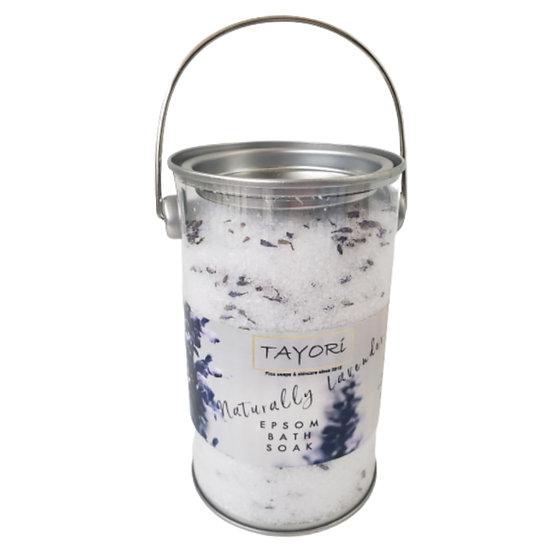 Lavender Epsom Bath Soak | 14.5 ozs