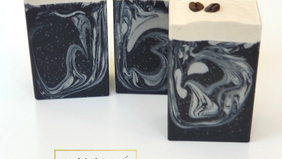Black Velvet Bar Soap | 4.5 ozs