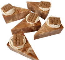 Dulce Caramelo Soap cake