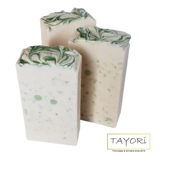 Minty Eucalyptus Bar Soap | 4+ ozs