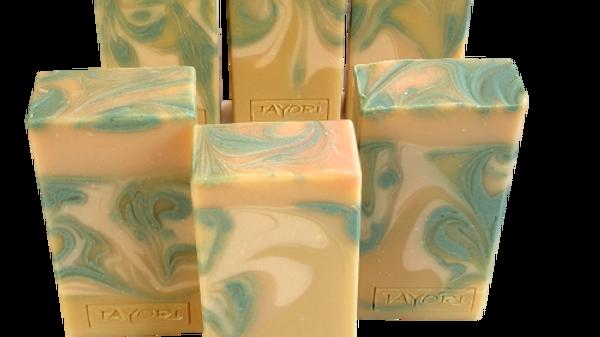 Citrus Buzz Natural Soap   3.5 oz or 4 oz
