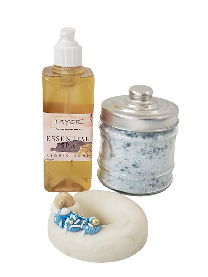 Essential Spa Self Care Bundle Vegan