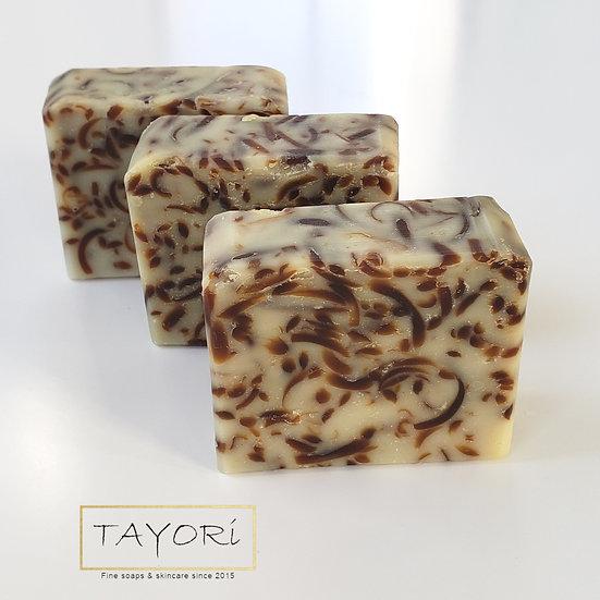 Hemp & Pine Tar VEGAN Bar Soap | 2 pack